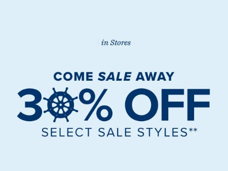 30% Off Sale from Vera Bradley
