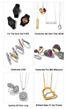 Gifts for Every Occasion from Zales