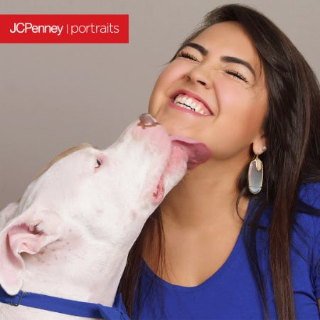Pet Photography Event from JCPenney Photography
