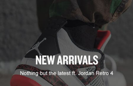 New Arrivals: Cop the Latest Styles