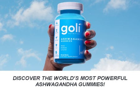 Discover the World's Most Powerful Ashwagandha Gummies from GNC