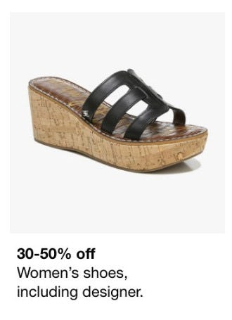 30-50% Off Women's Shoes from macy's