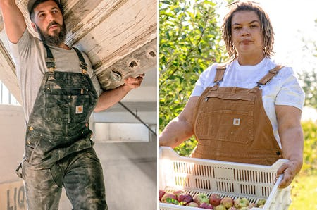 Bibs That Check All the Boxes from Carhartt