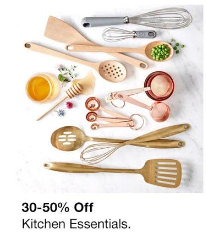 30-50% Off Kitchen Essentials from macy's