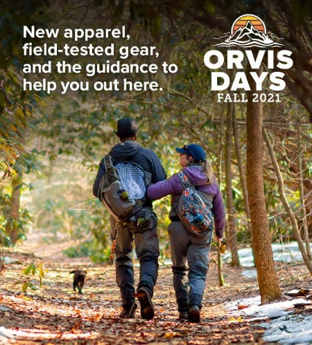 Discover New Apparel & Gear from Orvis
