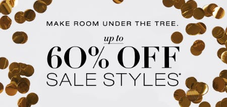 Up to 60% Off on Sale Styles from BCBG
