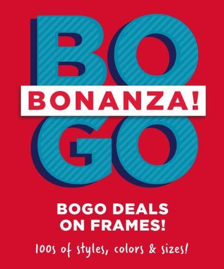 BOGO Free Bonanza from Michaels