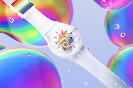 Show Off Your True Colors from Swatch