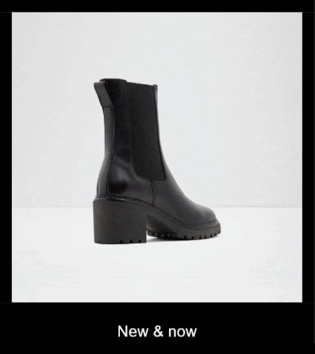 New & Now from ALDO