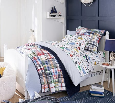 The Catalina Bed from Pottery Barn Kids