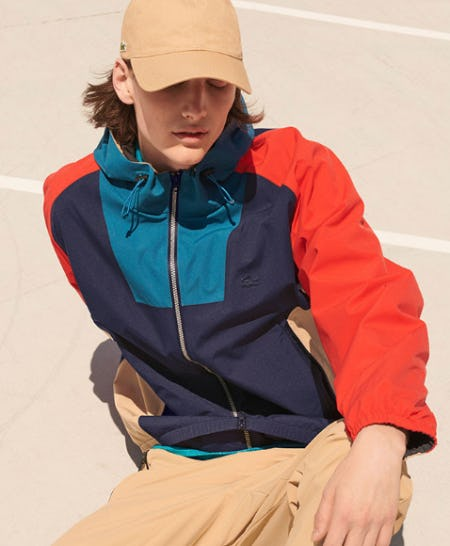 The New Spring Summer 2020 Collection from Lacoste