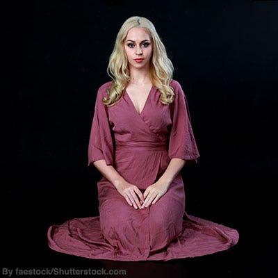 Daenerys Targaryen costume.