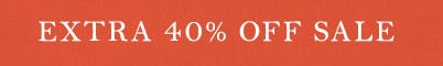 Extra 40% Off Sale from Anthropologie