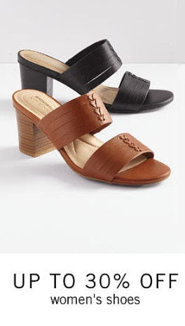 Up to 30% Off Women's Shoes from Belk