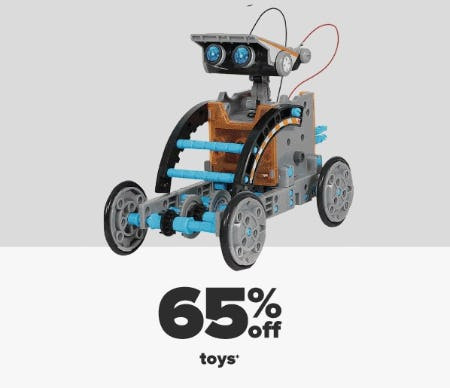 65% Off Toys from Belk