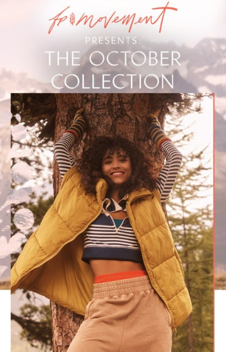 The FP Movement October Collection