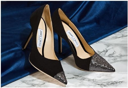 A Special Touch: Evening Glamour from Jimmy Choo