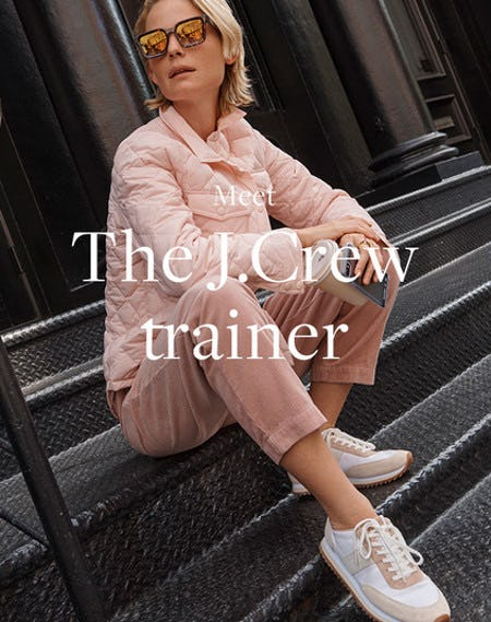 Meet the J.Crew Trainer