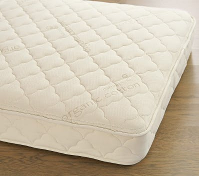 The Naturepedic® Organic Mattress from Pottery Barn Kids