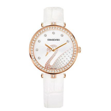 Aila Dressy Lady Swan Watch from Swarovski