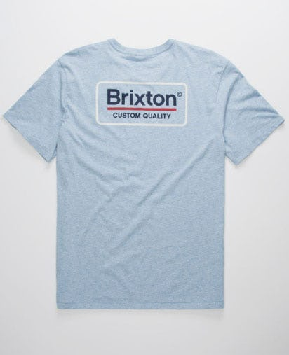 Brixton Palmer Mens T-Shirt from Tilly's