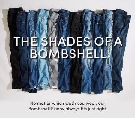 The Shades of a Bombshell