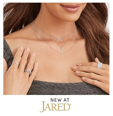 Discover the New Shy Jewelry from Jared Galleria of Jewelry