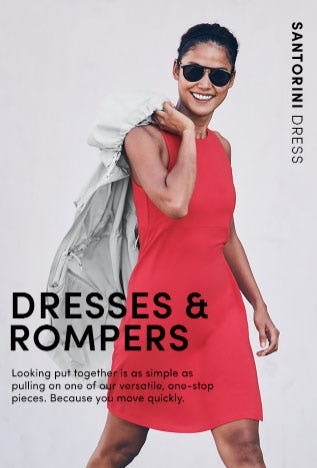 Dresses & Rompers from Athleta