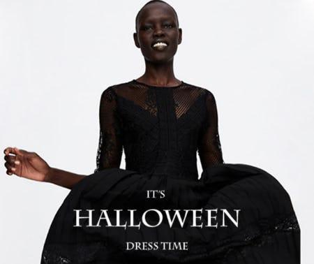 Halloween Dresses from ZARA