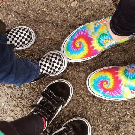 Vans Skate Shoes for Kids from Journeys Kidz