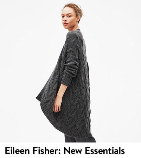 Eileen Fisher: New Essentials from Nordstrom