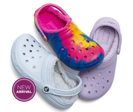 New Arrivals from Crocs