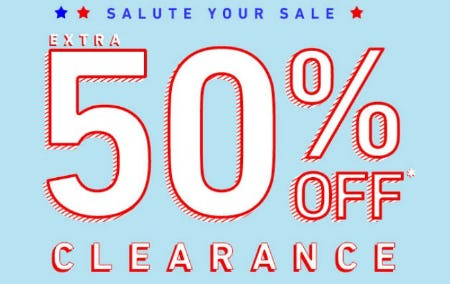 Extra 50% Off Clearance from Forever 21
