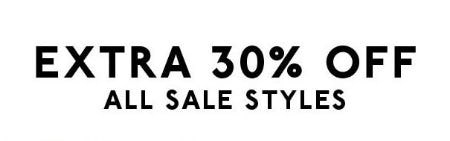 Extra 30% Off All Sale Styles from Madewell