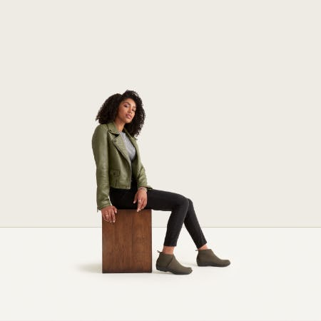20% OFF SELECT STYLES from Clarks