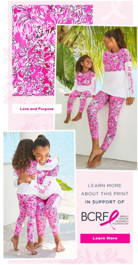 Purposefully Pink from Lilly Pulitzer