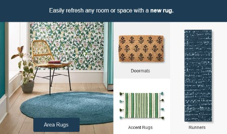 Shop New Rugs