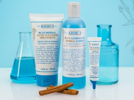 The Blue Herbal Collection from Kiehl's