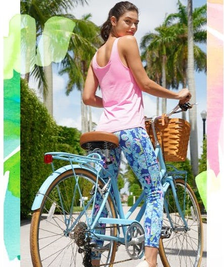 Our Luxletic Highlight Reel from Lilly Pulitzer