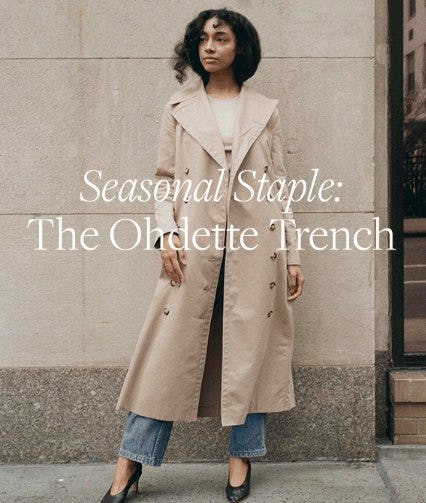 The Timeless Staple you Need in your Wardrobe from Club Monaco