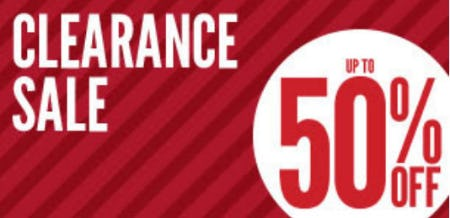 Up to 50% Off Clearance Sale from Payless ShoeSource