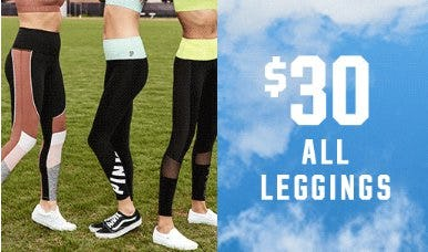 $30 All Leggings
