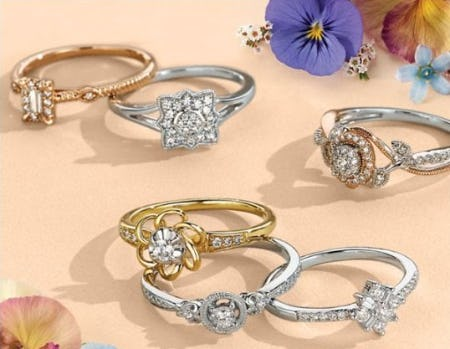 Dainty Diamond Details from Fred Meyer Jewelers