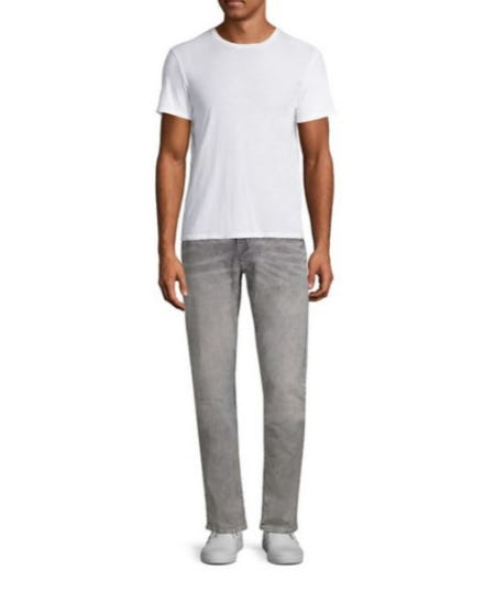 Hudson Jeans Blake Slim Straight Jeans from Lord & Taylor