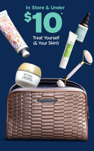 Under $10 Beauty Products from Marshalls