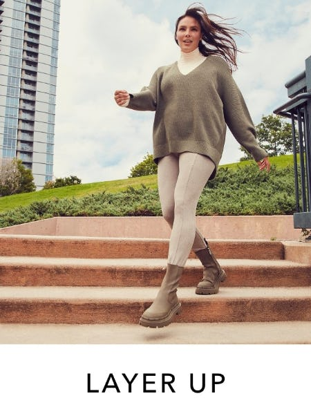 A Little Length, A Lot to Love from Athleta
