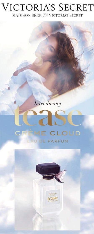 Introducing Tease Crème Cloud from Victoria's Secret Beauty