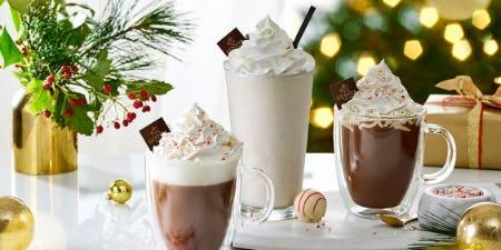 New GODIVA HOT COCOA! from Godiva Chocolatier
