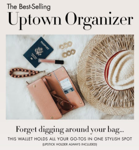 The Best-Selling Uptown Organizer from Henri Bendel