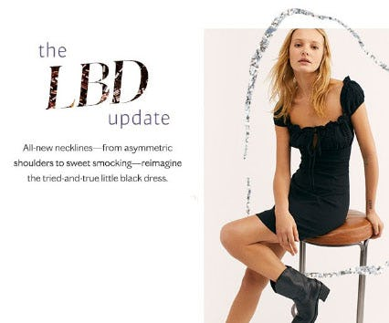 The LBD Update from Free People